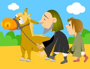 아버지와 아들, 그리고 당나귀 (The Man, the Boy and the Donkey)