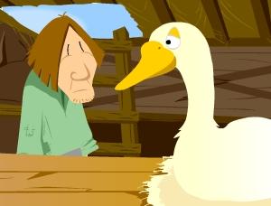 거위와 황금알 (The Goose with the Golden Eggs)