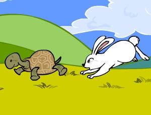 토끼와 거북이 (The Hare and the Tortoise)