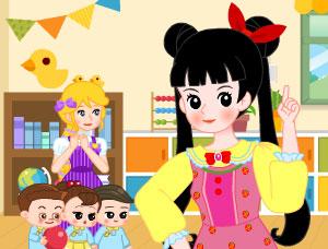유치원 교사 프린세스 1