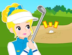 골프 선수 프린세스 2