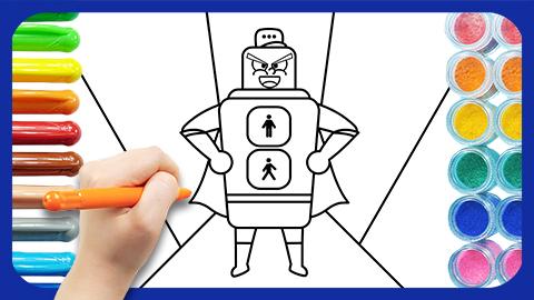 Drawing the Signalman